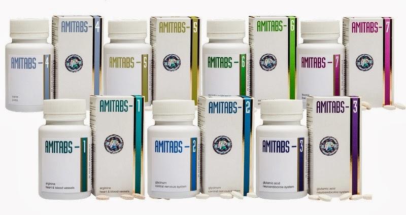 Амитабс - источник незаменимых и заменимых аминокислот
