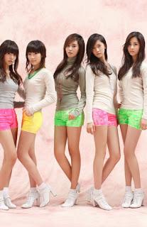 gaya busana korea
