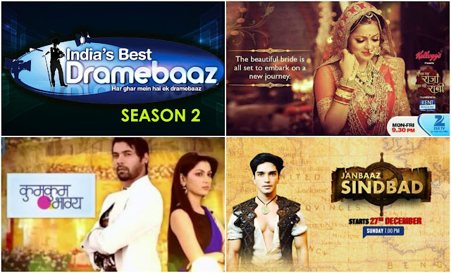 zee tv shows