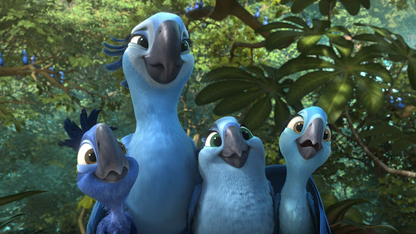 Rio 2 Jewel and Kids 9j