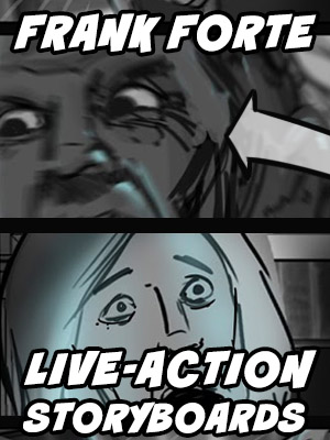 Live Action Storyboards