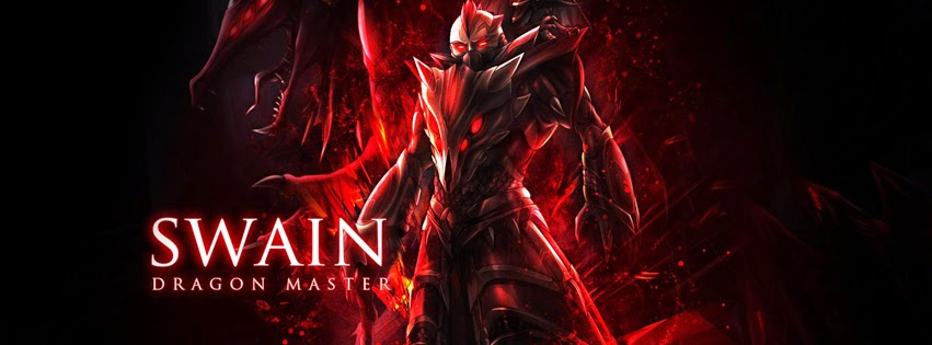 Swain League of Legends Facebook Cover PHotos