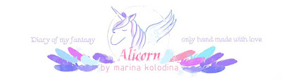 Alicorn by Marina Kolodina