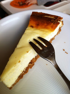 New York Cheesecake Stück