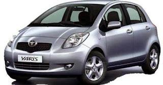 Standart Harga Pasaran Toyota Yaris Bekas Lengkap Berbagai Tahun