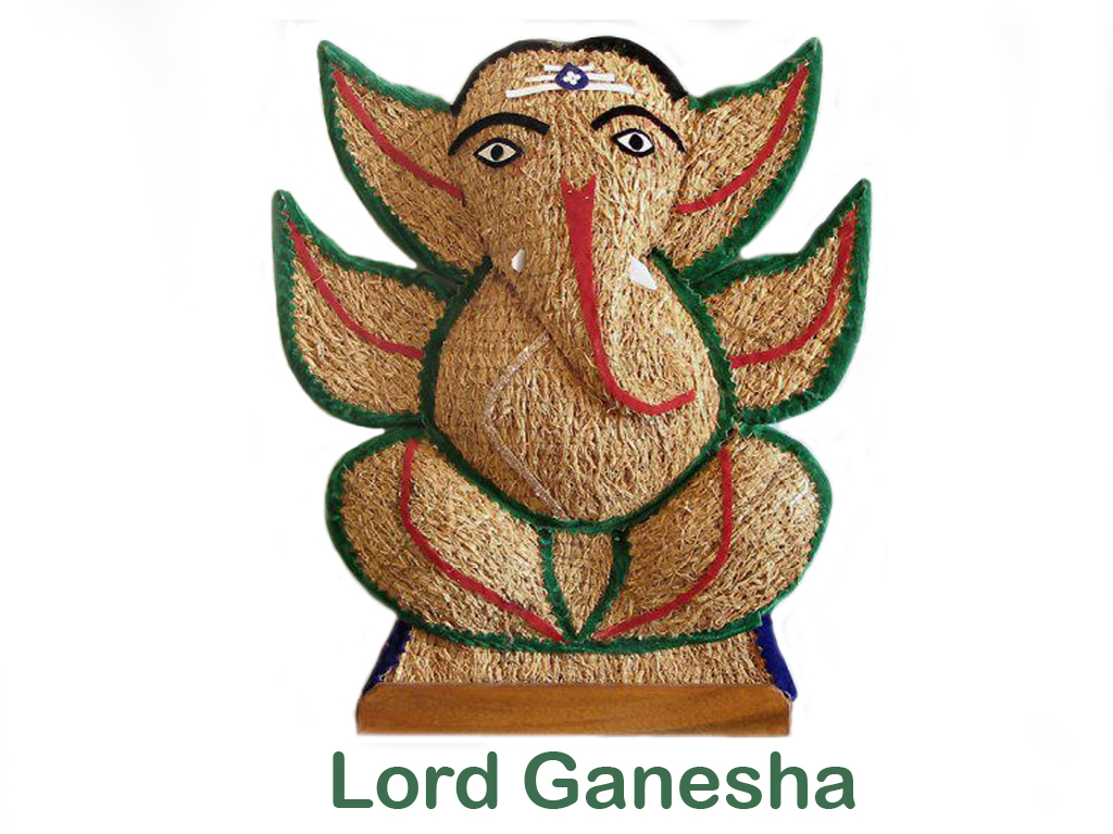 Lord Ganesha Awesome Art Photos Quality God Wallpapers thumb