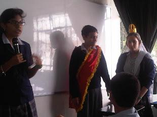 Entrevista a la Reina Victoria I y a Napoléon III