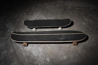Diferença entre skate e longboard
