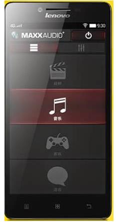 Lenovo K3 Android