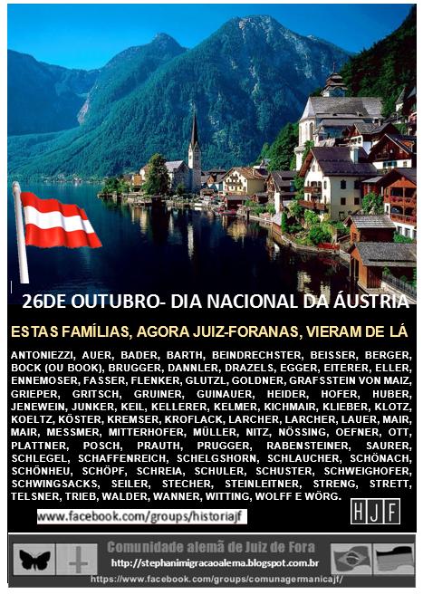 Aniversário Áustria