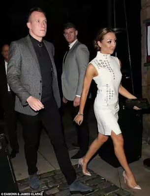 jONES AT MANCHESTER UNITED CHRISTMAS PARTY