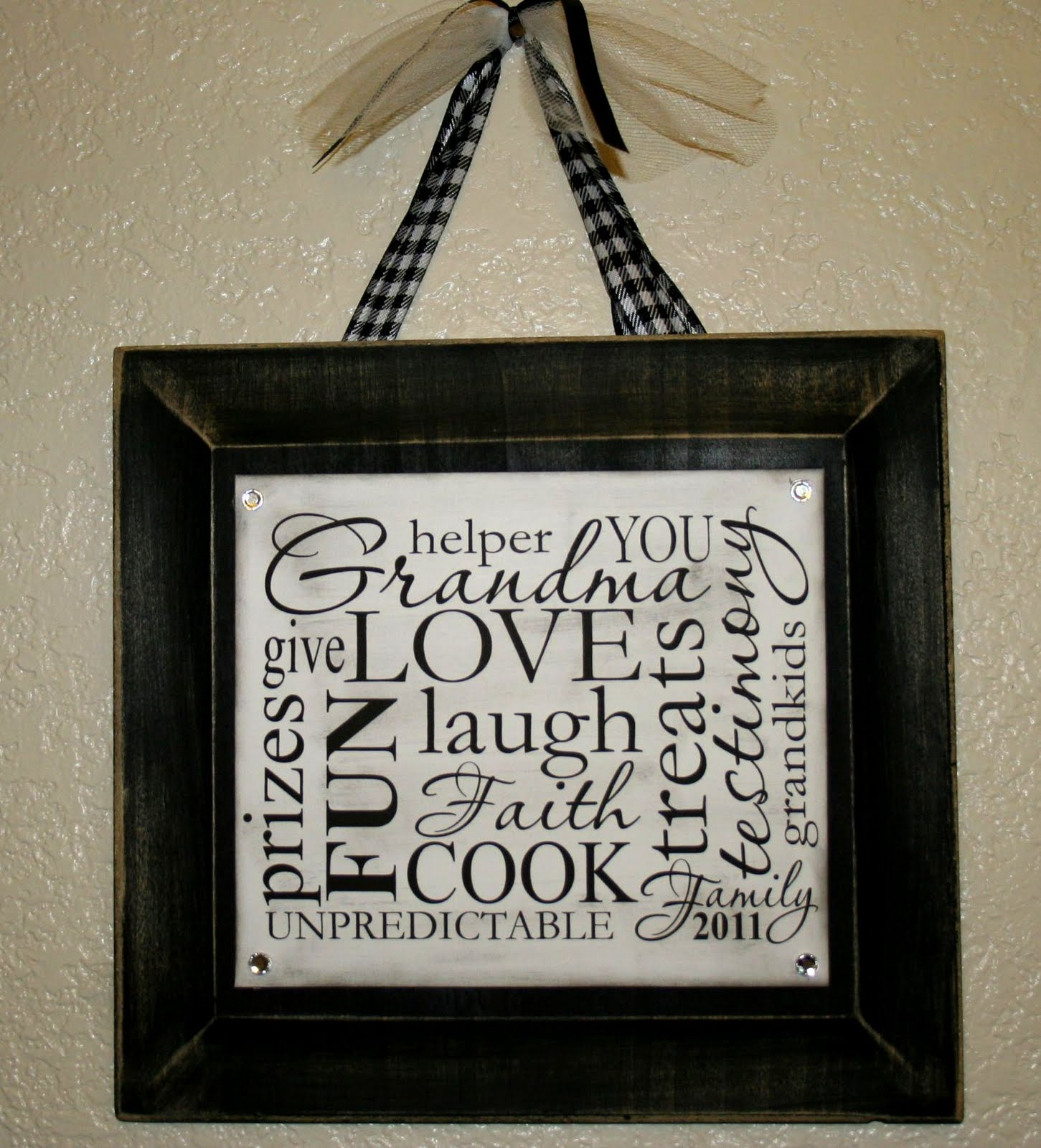 Love Plaques Quotes Sassy Sites Grandmother's Day Plaque