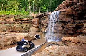 Another Feature, And One Of My Favorites, Is The Natural Trail Tour, A  2.5 Mile Trek Which Lasts 50 60 Minutes In A Customized Self Driven Golf  Cart.
