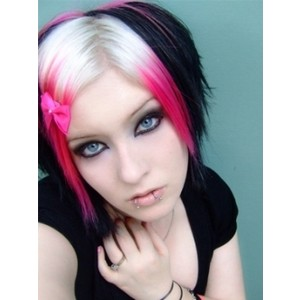 Cool Trend Scene Hairstyles 2011