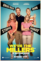 We're the Millers Jennifer Aniston Poster