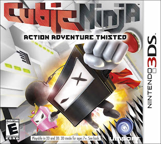 Cubic Ninja EUR 3DS GAME [.CIA]