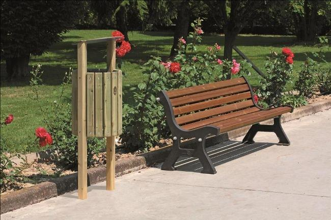 Sandonatopoli san donato al via interventi straordinari for Cestini portarifiuti arredo urbano prezzi