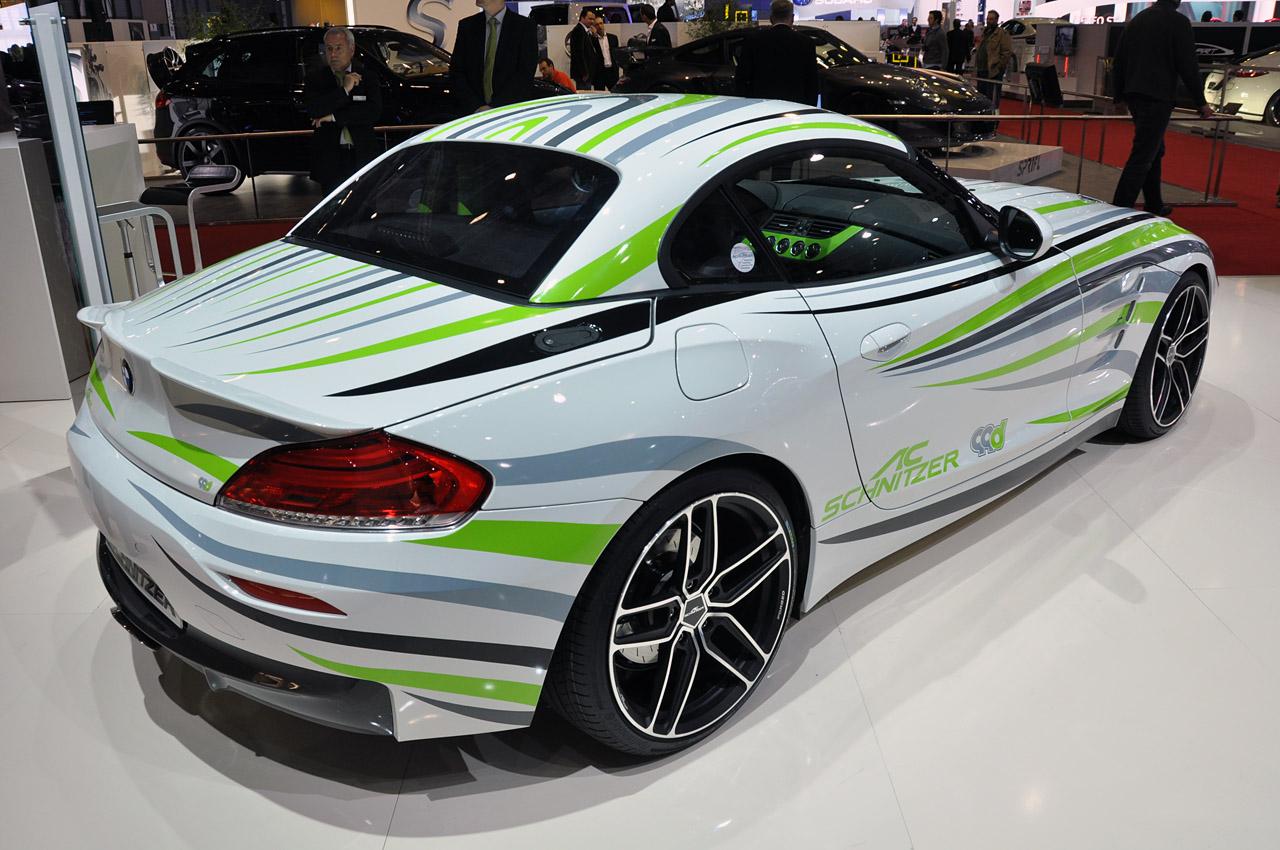 2011 BMW Z4 AC SCHNITZER 99D SPECS