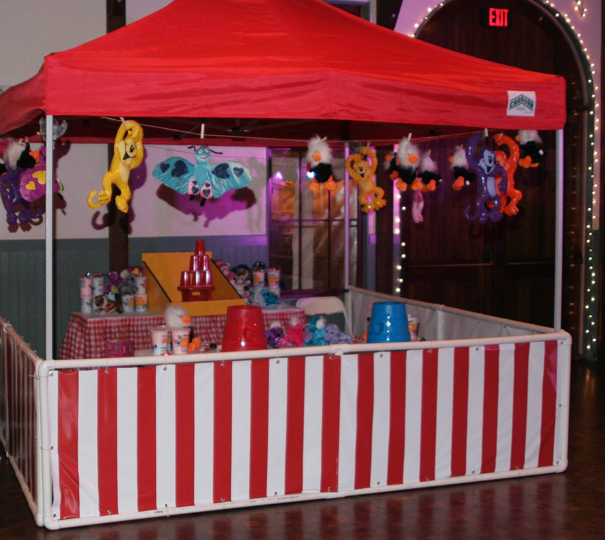 Booth Kitchen Pic Booth Games For A Carnival