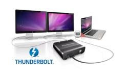 Thunderbolt-enabled MacBook Pro
