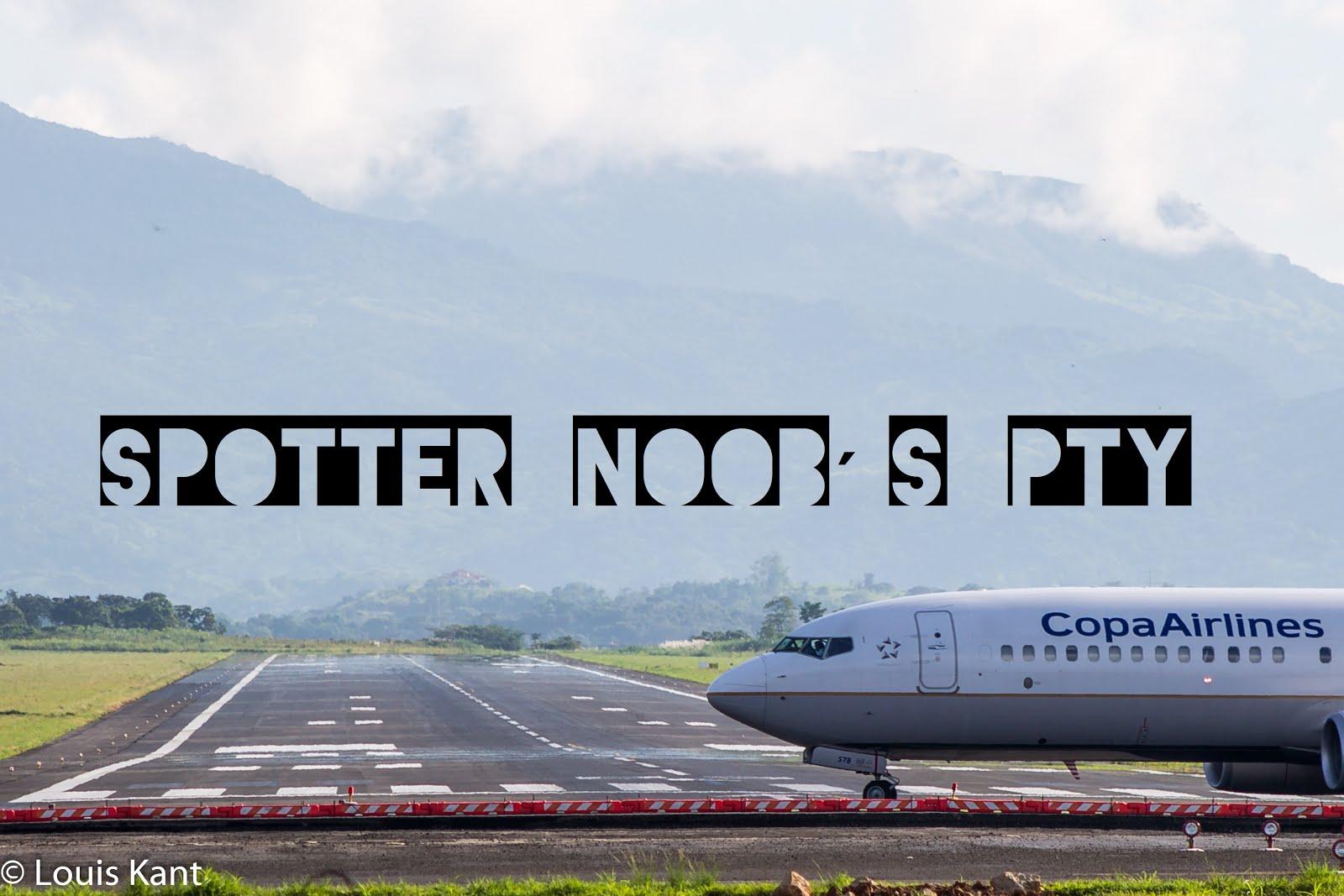 Panamá Spotter Noob´s