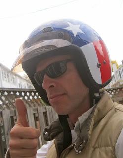 easy rider motorcycle helmet
