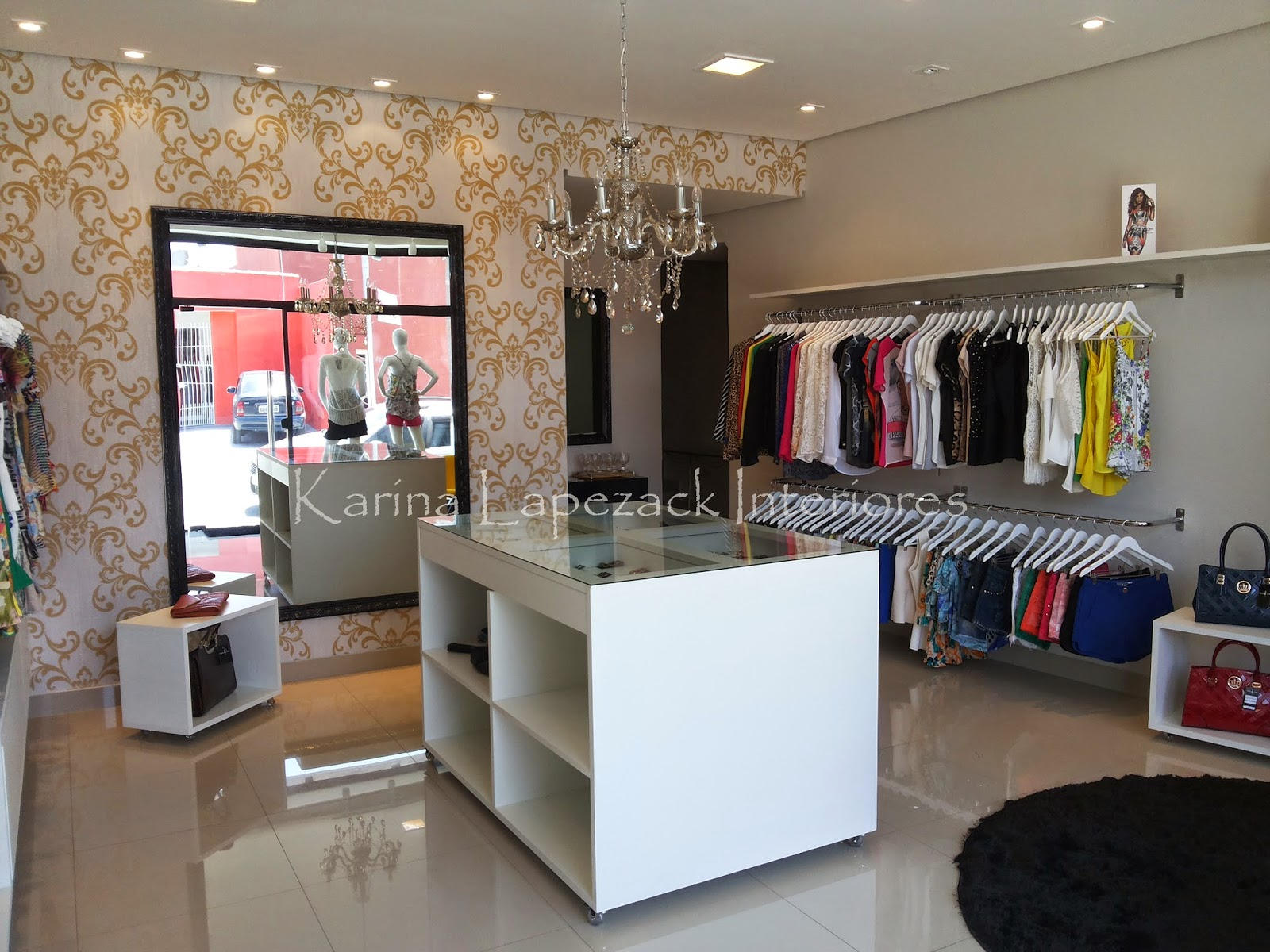 decoracao de interiores de lojas de roupas:Decoração De Interiores – Lojas De Roupas Femininas – Loja de Roupas