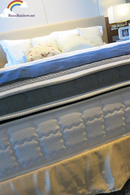 Dunlopillo mattress