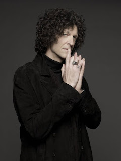 Howard Stern still from America's Got Talent
