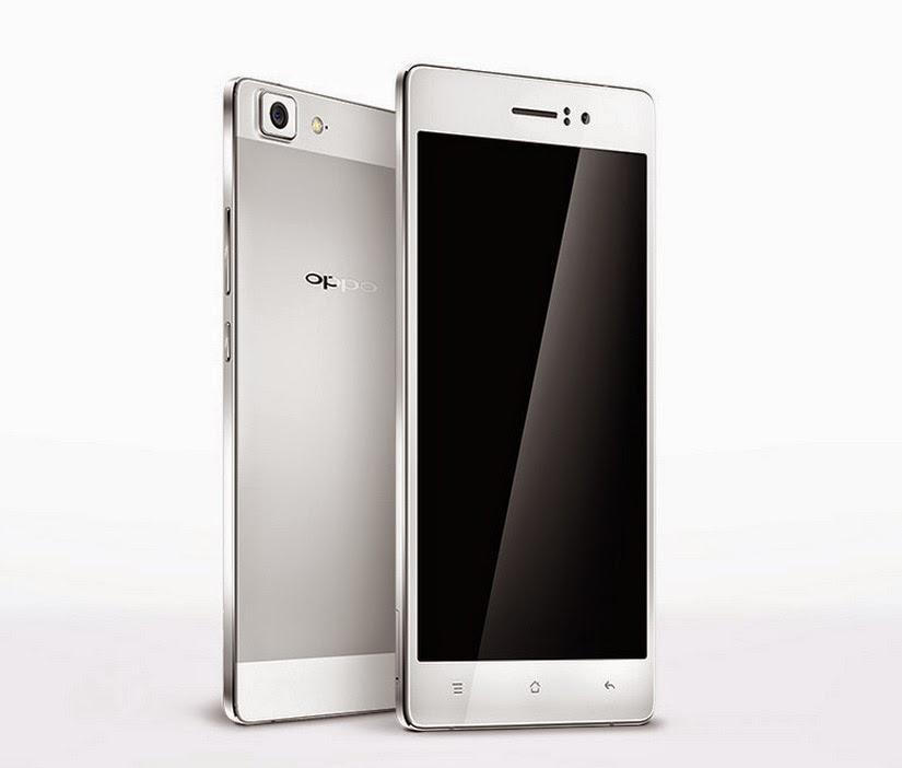 Oppo R5: Το λεπτότερο τηλέφωνο στον κόσμο με 4,85 χιλιοστά πάχος