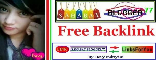 Free Backlink Berkualitas