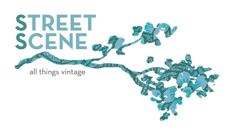 Street Scene Vintage