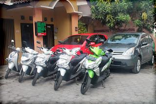 Sewa Motor Jogja Empat Roda