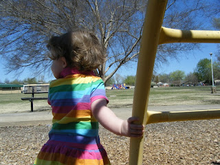 Sasha @ the Park