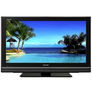 harga elektronik terbaru LED TV 2012 Sharp LC 32LE240M