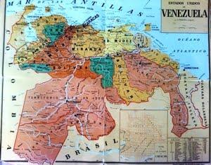 ¡EL ESEQUIBO ES VENEZUELA! LAS CLASES DOMINANTES HISTÓRICAS ENTREGARON SU SOBERANÍA. ¡rescatémosla!