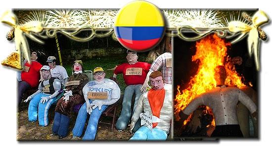 Ano Novo Colômbia