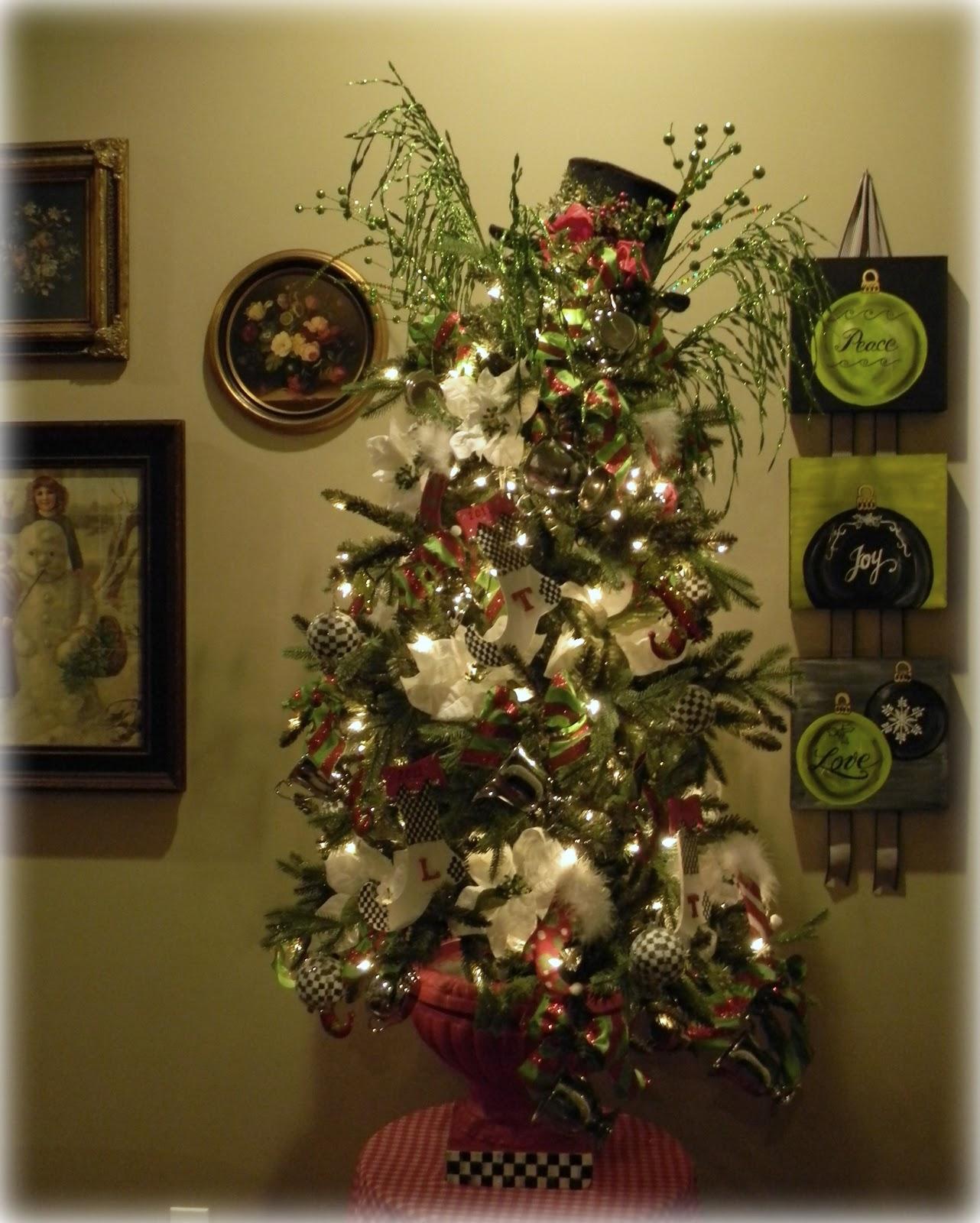 Forever Decorating!: My MacKenzie Childs Inspiration Christmas ...