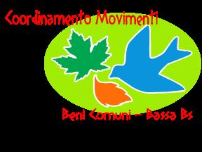 COORDINAMENTO MOVIMENTI BENI COMUNI BASSA BRESCIANA