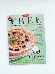 SCRIVO per Free la prima rivista senza glutine   -Troverete le mie ricette dedicate ai bambini-