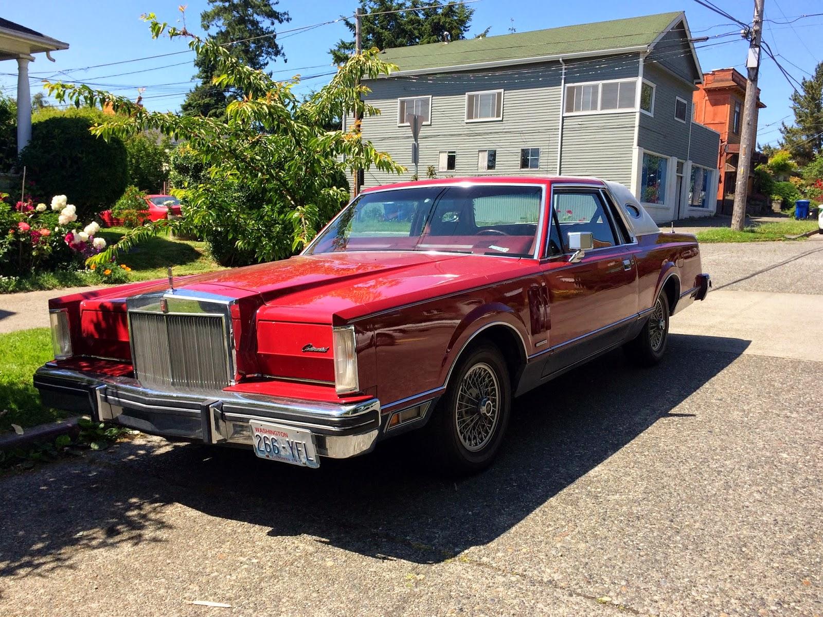 Seattles Classics 1980 Lincoln Continental Mark VI