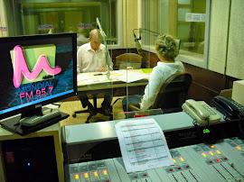 ... A entrevista na Rádio Mundial foi ótima! Dr. Toni Luiz foi um perfeito. anfitrião!
