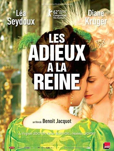 Neste momento... (Cinema / DVD) - Página 2 Les_Adieux_a_la_Reine_affiche