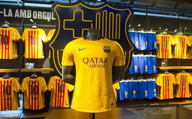 El Barça tensa con la Botiga la relación con una Nike cada vez más alejada del club