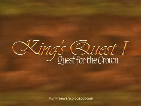 King's Quest I: Quest for the Crow Screenshot Image