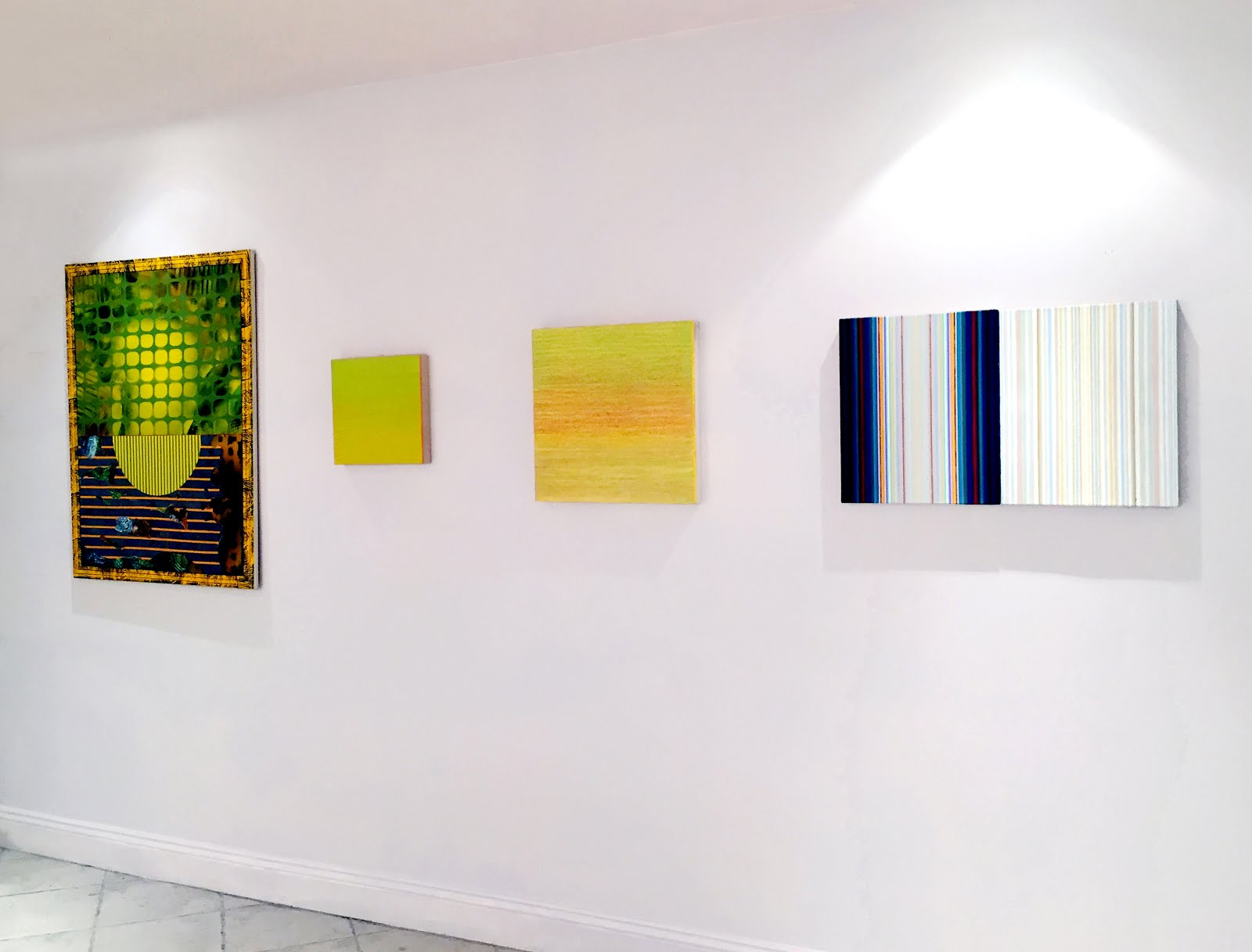 "Recent: ""Turner's Patent Yellow"" at ODETTA in Harlem"