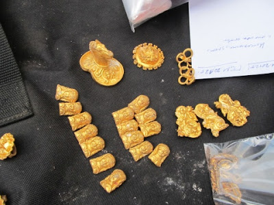 Unique Thracian treasure found in Bulgaria