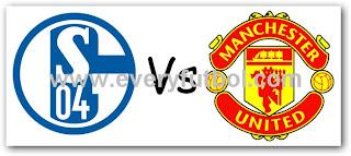 Ver Schalke 04 Vs Manchester United Online En Vivo – Semifinal