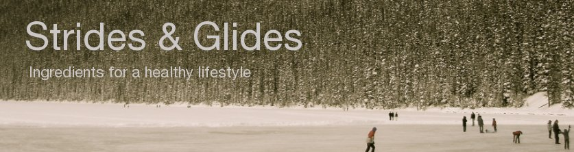 Strides and Glides