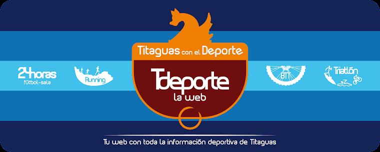 TITAGUAS CON EL DEPORTE